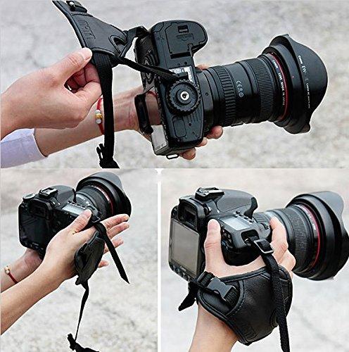 hlaufe JJC HS-N für DSLR-Kameras z.B. Canon, Nikon, Sony Alpha, Olympus, Sigma, Pentax, Minolta (Hsn Spielzeug)