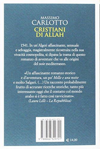 scaricare ebook gratis Cristiani di Allah PDF Epub
