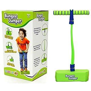 Kiddy Play Bungee Jumper - Kinderspiel & sicherer weicher Springstöcke