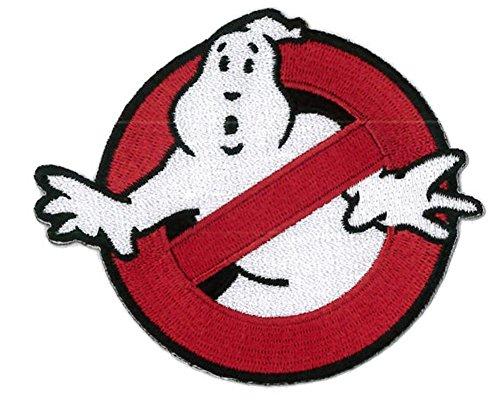 Patch Ghostbusters Kostüm - Ghostbusters Aufbügeln Noghost Geisterjäger Uniform Kostüm Overall Aufnäher Abzeichen