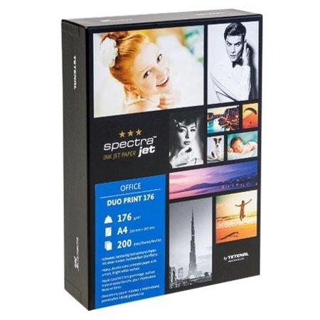 Preisvergleich Produktbild Tetenal 130161 Spectra JET Duoprint 200 A4 Druckerpapier