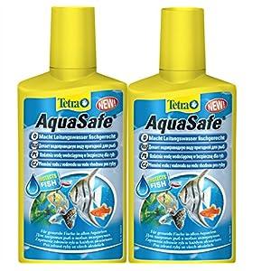 Tetra AquaSafe Twin Pack 500ml x 2 AquaSafe