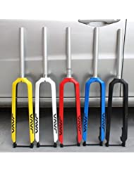 """29ER Java 3K Carbon Fork 26""""27,5"""" 29""""freno de disco 1–1/8"""" rígido MTB bicicleta de carretera tenedor"""