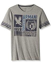 e8d583e953b Armani Exchange Men s T-Shirts Online  Buy Armani Exchange Men s T ...