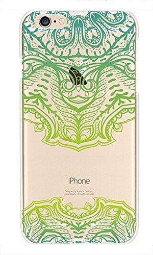 iPhone 7 plus Hülle, iPhone 7 Plus-Case, Richoose iPhone 7 Plus-Steigung-Farben-Muster Ultral Dünne transparente freie weiche TPU Gel-Kasten-Abdeckung für Apple iPhone 7 Plus (5,5 Zoll) A