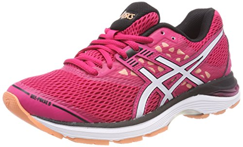 ASICS Gel-Pulse 9, Scarpe Running Donna, Rosa (Bright Rose/White/Black 2101), 37 EU