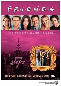 Friends: Complete Seventh Season [Import USA Zone 1]