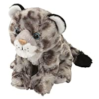 Wild Republic Europe 10848 Wild Republic Snow Leopard Plush Soft, Cuddlekins Cuddly Toys, Gifts for Kids 20cm
