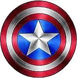 Stickersnews - Stickers Bouclier Captain America Avengers 15075 Hauteur - Hauteur 70cm