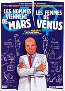 Les hommes viennent de Mars, les femmes de Vénus [Import belge]