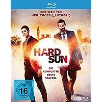 Hard Sun - Staffel 1 - Uncut