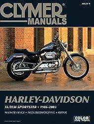Harley-Davidson XL/XLH Sportster 1986-2003 (Clymer Motorcycle Repair) (Clymer Motorcycle Repair) (Clymer Motorcycle Repair)