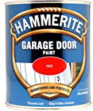 Hammerite 5092852 750ml Garage Door Paint - Red by Hammerite