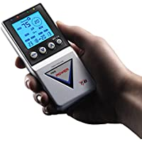 elettrostimolatore muscolare Tesmed Max 7.8 POWER - 125 tipologie di trattamenti: addominali , potenziamento , aumento muscolare, estetica, massaggio tens