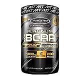 Muscletech Platinum BCAA 8.1.1 Suplemento - 200 Cápsulas