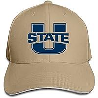 mensuk The Walking Dead Sandwich Peaked Hats Brim Hat