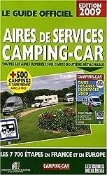 Aires de service camping-car