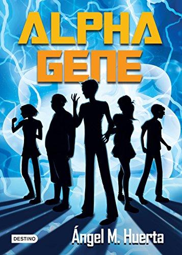 Alpha Gene por Ángel Mario Huerta