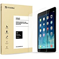 Verre Trempé iPad Mini 1/2/3,Coolreall Film Protection écran en Verre Trempe pour iPad Mini/Mini 2/Mini 3,0.33mm Ultra HD Film Protecteur Vitre,Dureté 9H,7.9 Pouces,Transparent