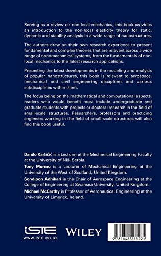 Non–local Structural Mechanics (Mechanical Engineering and Solid Mechanics)