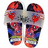 Mag Creations Spidermens Design Kids Flip Flop Slipper for Girls and Boys