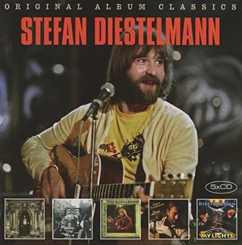 Stefan Diestelmann: Original Album Classics (Audio CD)