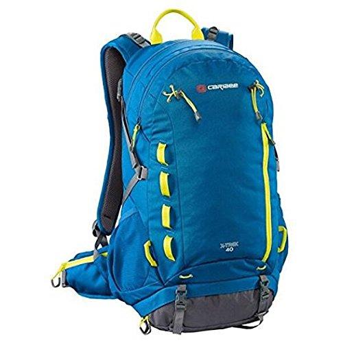 caribee-x-trek-sac-a-dos-de-randonnee-50-cm-40-litres-bleu-jaune