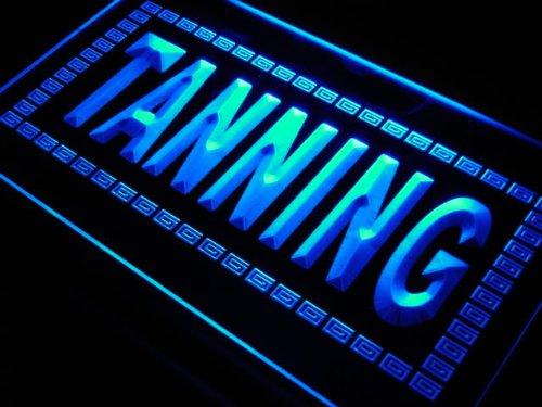 ADV PRO j285-b Tanning Shop Sun Lotion NEW Neon Light Sign Barlicht Neonlicht Lichtwerbung