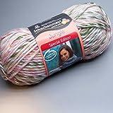 Schachenmayr 150 gramos de Jungle edición especial de colour de 184 de bandera de colour de lana 1 Knaul=1 de bucle de bufanda de/gorro de punto de bucle o de 1