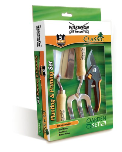 Wilkinson Sword Planting & Pruning Set Test