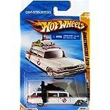 Hot Wheels Ghostbusters Ecto-1 HW Premiere 27/214 1:64 Scale by Hot Wheels
