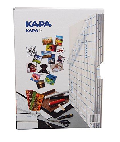 kapa-fix-box-mit-8-leichtstoffplatten-din-a4-selbstklebend-zum-aufziehen-von-digitalfotos-und-fur-de