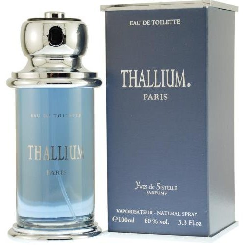 Thallium Eau De Toilette Spray 100 ml for Men by Parfums Jacques Evard
