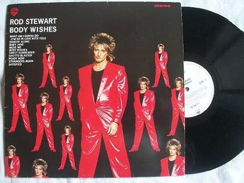 Rod Stewart: Body Wishes