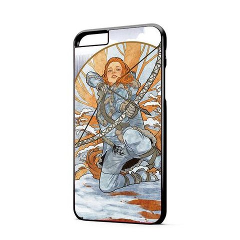 Ygritte Game Of Thrones hülle iphone 6/6s Plus, Game Of Thrones hülle iphone 6/6s Plus,Telefonkasten (Ygritte)