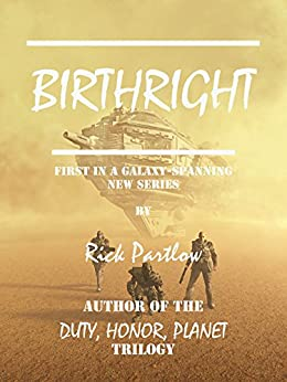 Birthright by [Partlow, Rick]