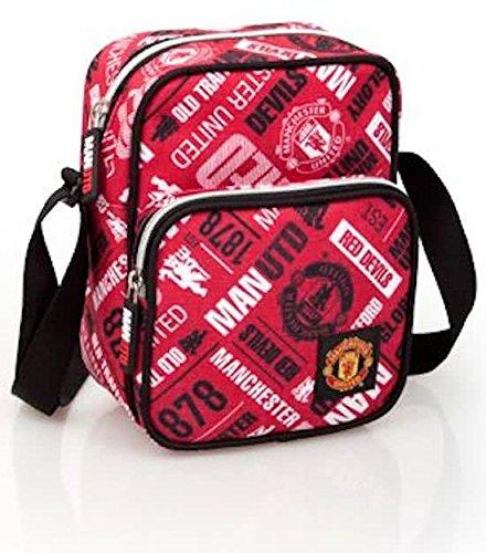Exclusif * Manchester United Sac à bandoulière 20 x 15 x 7 cm
