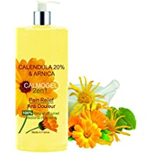 CALMOGEL 2en1 Gel de Caléndula 20% y Árnica Remedio 100% Natural 2en1 200 ml