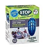 STOP INSECTES Stop Rüschen LED UVA Anti Mücken