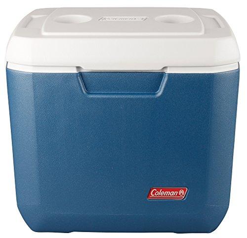 Coleman Xtreme 28QT Cooler Box - Blue/White, Small 2