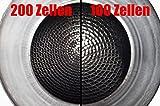 75 Zellen Metall Katalysator ( 100mm Durchmesser , 76mm Anschlüße )
