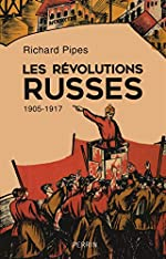 Les révolutions russes de Richard PIPES