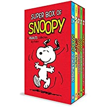 Super Box of Snoopy: A Peanuts Collection (Peanuts Kids)