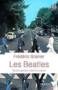 Les Beatles par Frédéric Granier