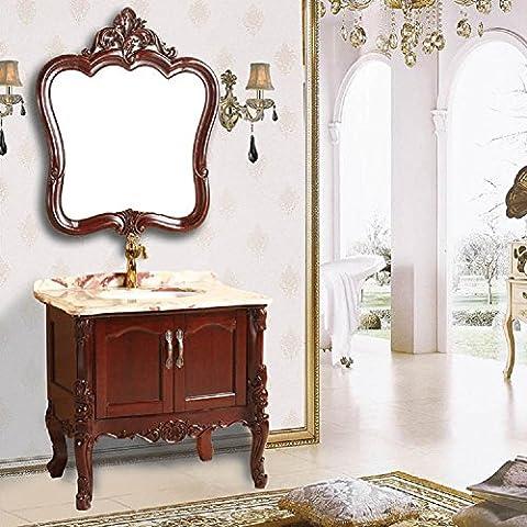 Modylee baño mueble de baño mueble de estilo europeo suelo pardo , telephone inquiry