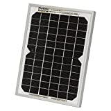 5W 12V Photonic Universe solar panel for trickle charging 12V battery in a motorhome, caravan, camper, car, boat or any other off-grid system