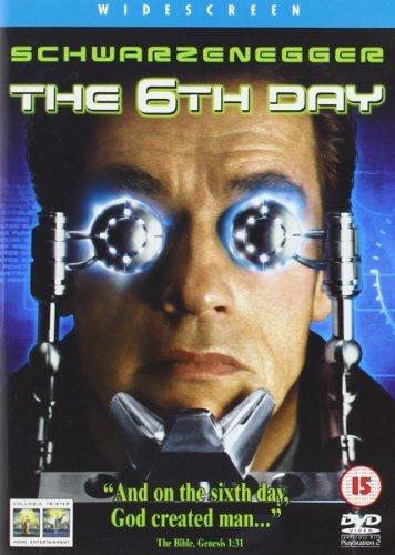 The 6th Day [Region 2] by Arnold Schwarzenegger
