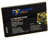 Extremecells® Akku für LG G3 D855 D830 F400 D850 D851 ersetzt BL-53YH Batterie Accu