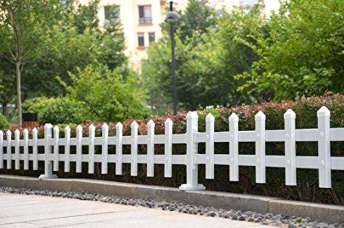 Steccato Giardino Plastica : Eyepower canniccio di pvc cm incannucciata di plastica