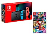 Nintendo Switch V2 32Gb Neon-Rot/Neon-Blau [neues model] + Super Mario Kart 8 Deluxe